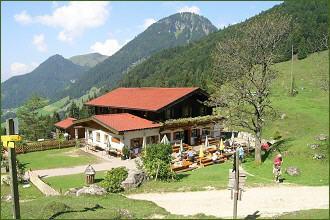 Klettersteig Walchsee : Ottenalm walchsee kaiserwinkl